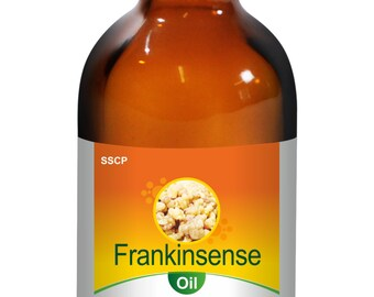 Frankincense Oil -Pure & Natural - 15 ML to 250 Ml Free Shipping Worldwide