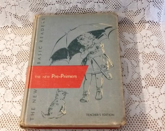 1951 Guidebook to Accompany the Three Pre-Primers