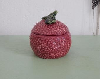 Jam Jar - Raspberry - Made by Gerold Porcelain Bavaria