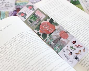 Giant Peach Bookmark