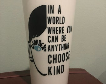 Wonder Book Inspired Travel Mug