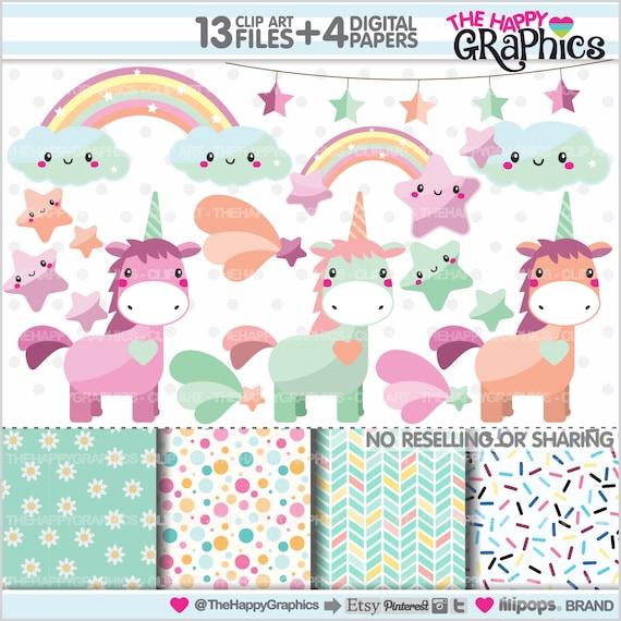 unicorn clipart 80 off unicorn graphics commercial use rh etsy com etsy clipartopia etsy clipartland
