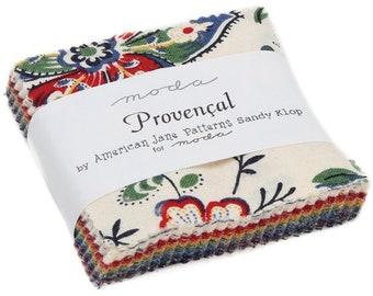 Provencal by American Jane for Moda Mini Charm Pack