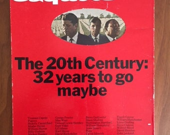 35th Anniversary Issue of Esquire