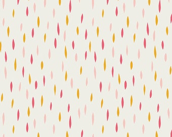Jolly Dots Petal Dreamin Vintaby by Jeri Baker Cotton Fabric for Art Gallery Fabrics - 1 yard