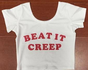 CREEP CROP TOP