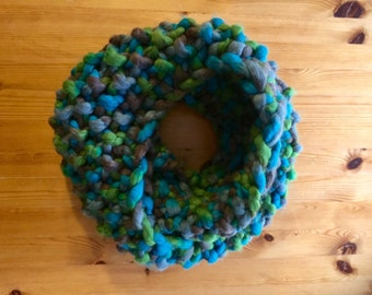 Super Bulky Circle Scarf