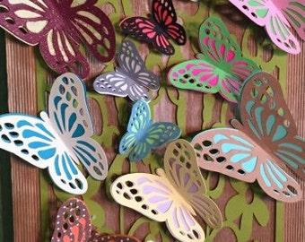 Spring Butterfly Plague