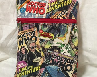 Doctor  Who Crossbody Bag