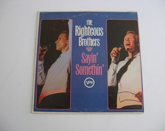 The Righteous Brothers - Sayin' Somethin' - Circa 1967