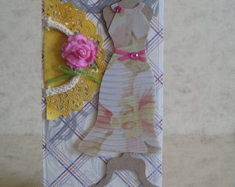 All Occasions card for a fabulous lady