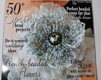 commercial supplies, magazine, Bead Unique