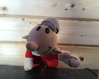 "VINTAGE 1993 Official ""Sweet Pea"" Popeye Soft Toy Collectible Plushie"