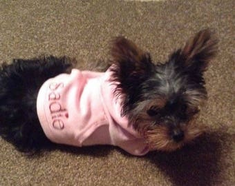 Personalized dog (or cat) hoodie sweatshirt