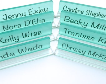 Graduation Gift, Teacher Gift, Office Desk Accessory, Name Plate, Name Plaque, Office Decor, Office Accessory Decor, Desk Accessory