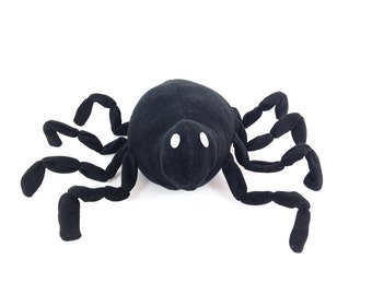 Halloween Pattern / Spider Pattern / Black Spider / Spider Sewing Pattern / DIY Halloween Decorations / Halloween Decoration / Spider