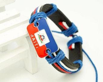 Handmade Haiti bracelet