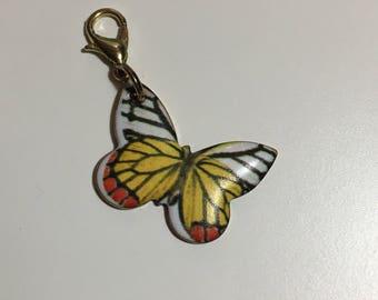 Painted Jezebel Butterfly Progress Keeper
