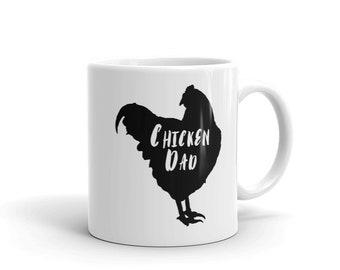 Chicken Dad Mug