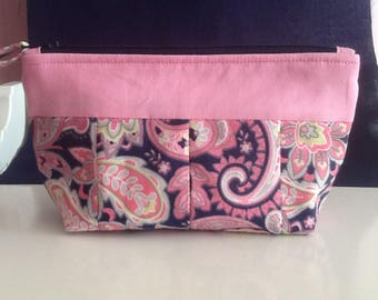 Quilted Make Up Bags