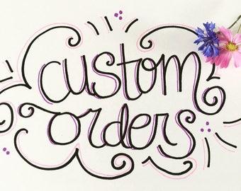 Custom Cards!