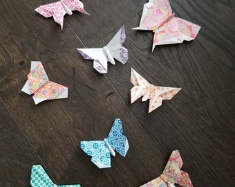 Origami butterfly variety pack