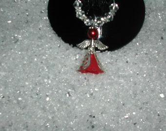 Angel Wine Glass Charm Easily Find Your Drink at Parties with a Stylish Charm