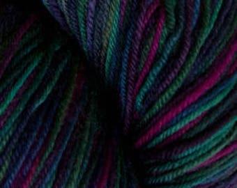 Cascade Heritage Paints Sock Yarn Hand painted Fingering Weight Yarn Superwash Merino Wool Yarn Super Soft Yarn color 9826 Londonberry