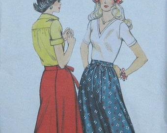 Kwik Sew Skirt Pattern 895