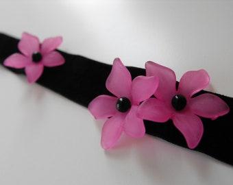 Sakura, Cherry Blossom Choker