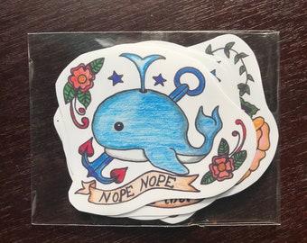 Emoji Tattoo Sticker Pack
