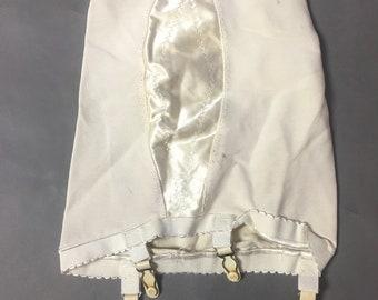 Vintage lingerie / vintage garter belt / vintage shaper / vintage girdle / vintage shape wear / vintage underwear / pinup lingerie 8176
