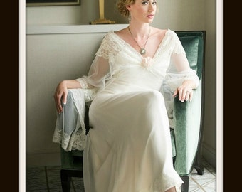 1930s Wedding Dress 'ASTRID'