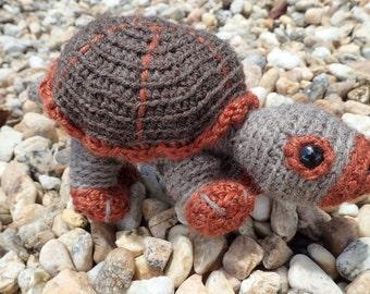 Tortoise Crochet Pattern