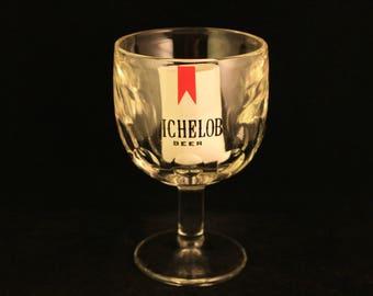 Vintage Michelob Beer Goblet Chalice