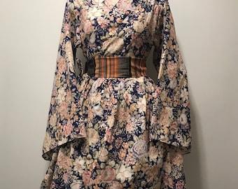 Mina Kimono Dress