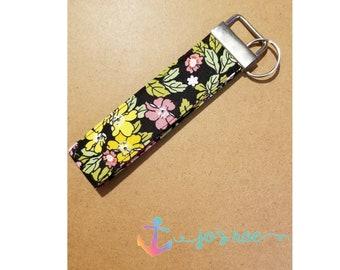 Flower Key Fob
