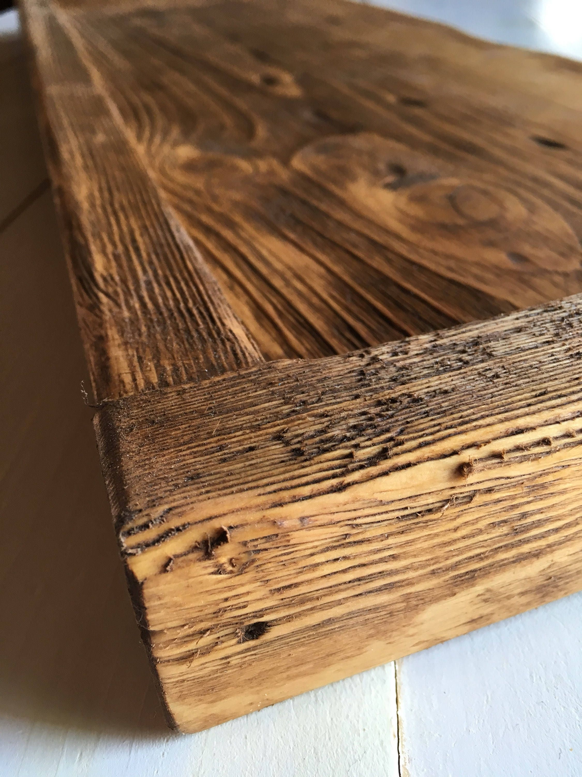Bath tray, wood, bath board, bath shelf, reclaimed wood, bath caddy