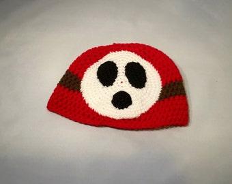 Shy Guy Hat