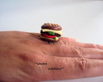 generally fast food ring