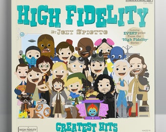High Fidelity - Greatest Hits