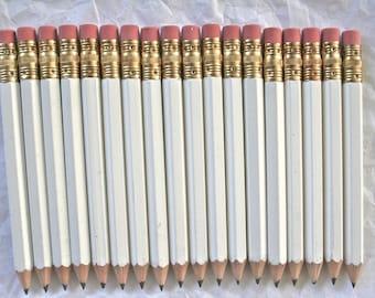 Mini Pencils,  18  Color Choices