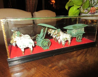 JAPAN CARRIAGE UNDER Glass