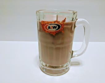 Retro A&W mug with the fun scent of root beer to fill your room!