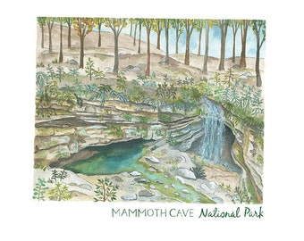 Mammoth Caves National Park