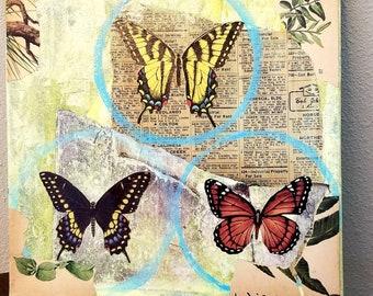 Artful wings