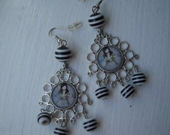 Beautiful original earrings