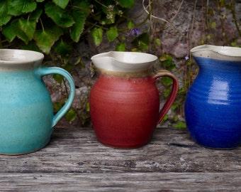 Medium Ceramic Jug/Pitcher