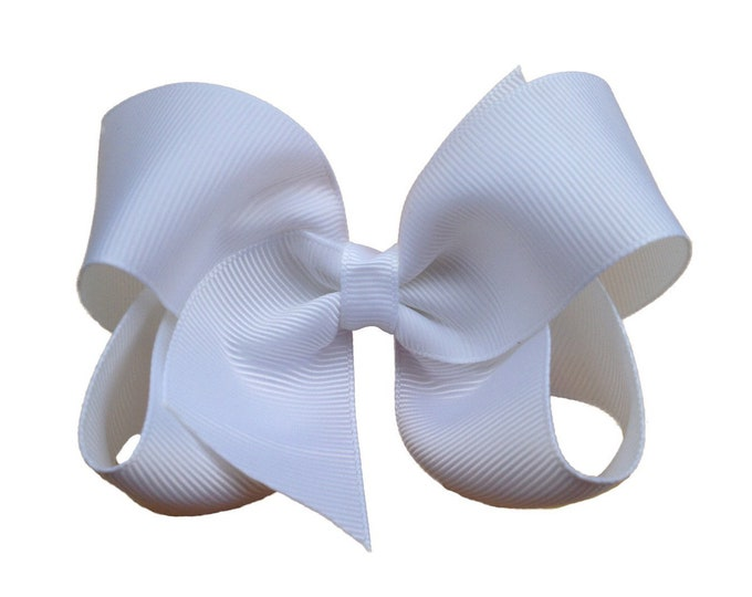 PICK 6 hair bows - hair bows, bows, hair bows for girls, hair clips, baby bows, baby hair bows, toddler bows, boutique bows, hairbows