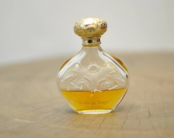 Vintage L'AIR du TEMPS by Nina Ricci women's fragrance ............
